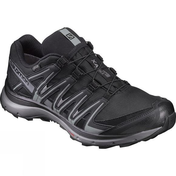 Salomon Mens XA Lite GTX Shoe Black/Monument