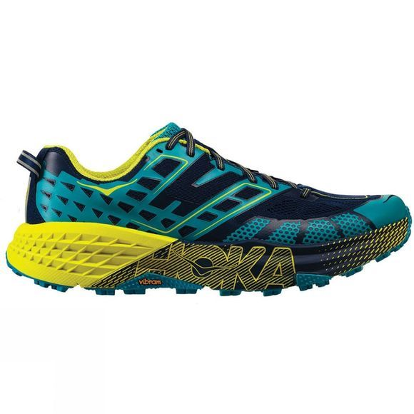Hoka One One Mens Speedgoat 2 Caribbean Sea / Blue Depths