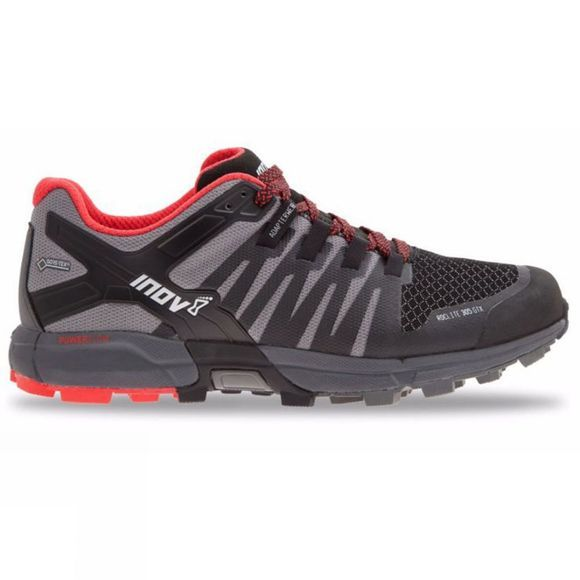 Inov-8 Men's Roclite 305 GTX Black/Grey/Red