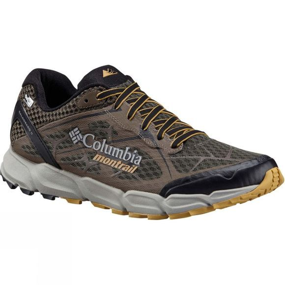 Columbia Mens Caldorado II Outdry Shoe Jet / Mud