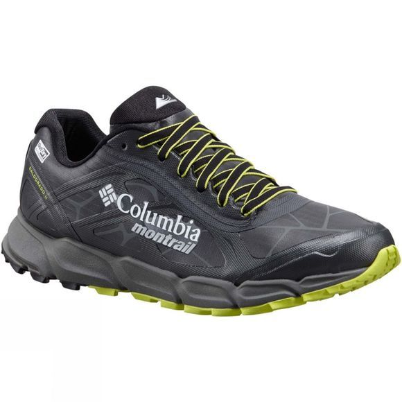 Columbia Mens Caldorado II Outdry Extreme Shoe Black / White