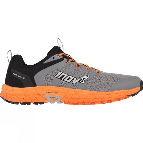 Inov-8 Mens Parkclaw 275 Grey/ Orange