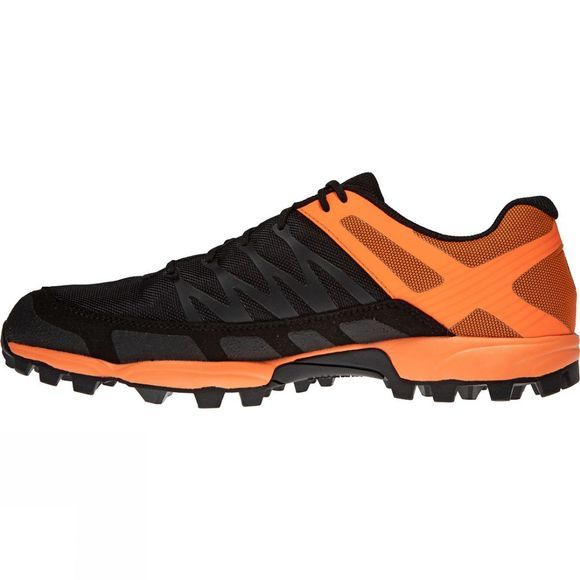 Inov-8 Men's MudClaw 300 Shoe Black/Orange