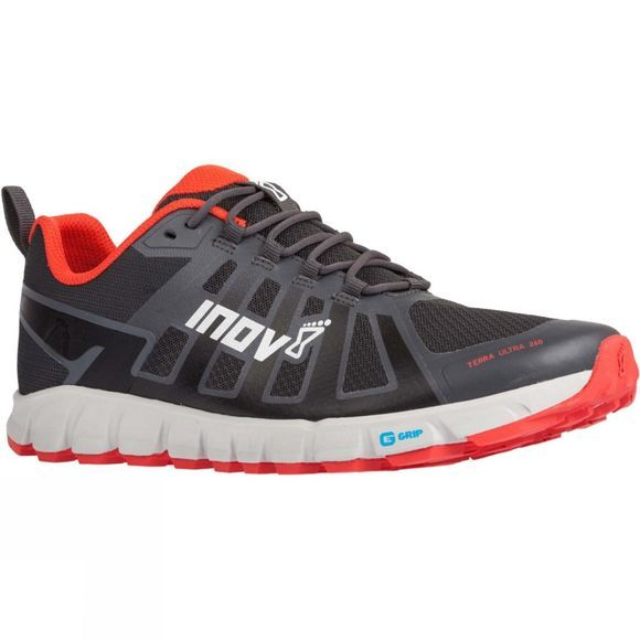 Inov-8 Mens Terraultra 260 Shoe Grey/Red