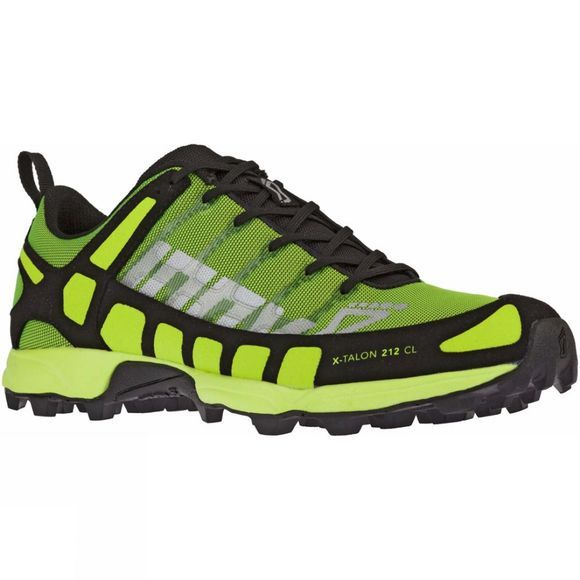 Inov-8 Men's X-Talon Classic Shoe Yellow/Black