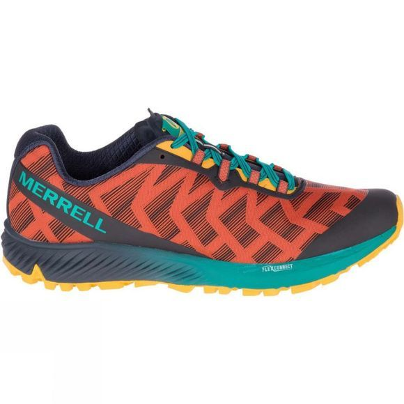 Merrell Mens Agility Synthesis Flex Shoe Wrasse