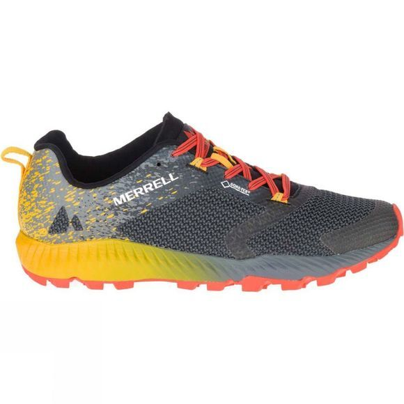 Merrell Mens All Out Crush 2 Gore-Tex Shoe Orange