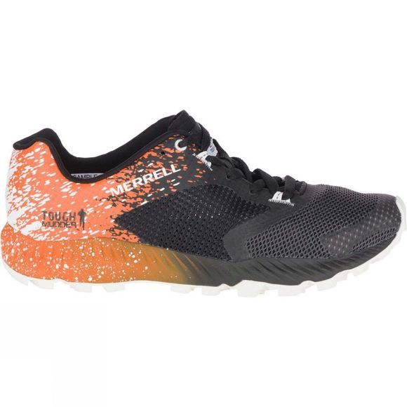 Merrell Mens All Out Crush Tough Mudder 2 Shoe Tm Orange