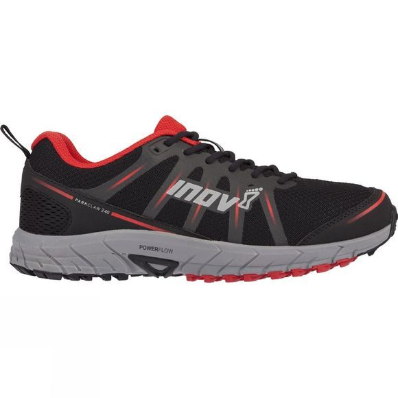 Inov-8 Mens Parkclaw 240 Shoe Black/Red