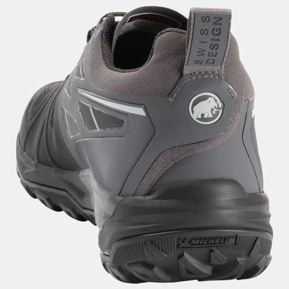 Mammut Saentis Low Black/Dark Titanium