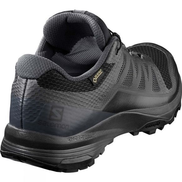 Salomon Mens XA Discovery GTX Shoe Black/Ebony/Black