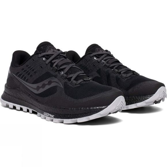 Saucony Mens Xodus 10 Shoe Black