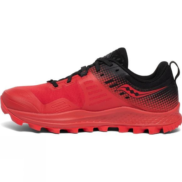 Saucony Peregrine 10 Red/Black