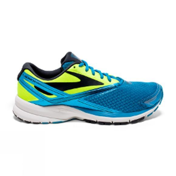 Brooks Mens Launch 4 Methyl Blue/Nightlife/Black