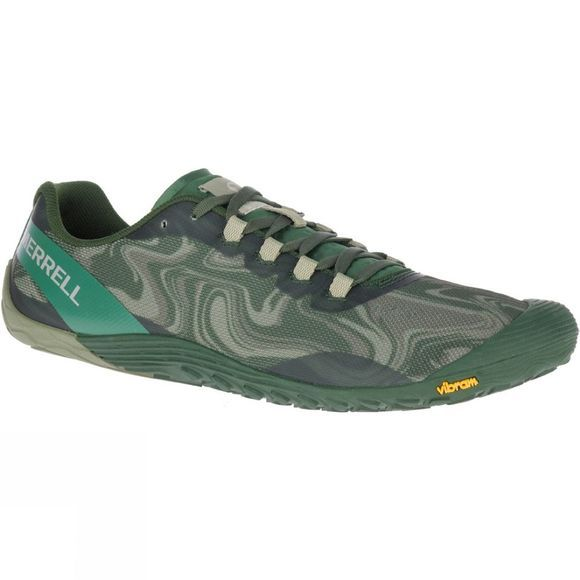 Merrell Mens Vapor Glove 4 Shoe Forest