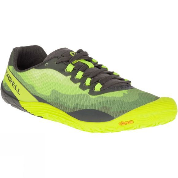 Merrell Men's Vapor Glove 4 Shoe Lime Punch