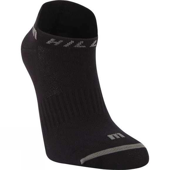 Hilly Lite Socklet Black / Grey