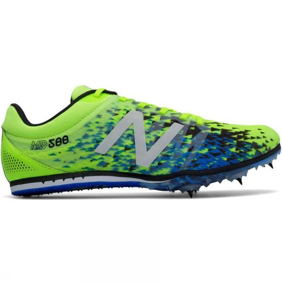 New Balance Mens MD500v5 Spike YELLOW/BLACK