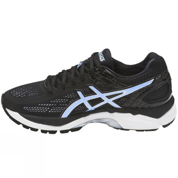 Asics Womens Gel Pursue 3 Shoe Black/Airy Blue/White
