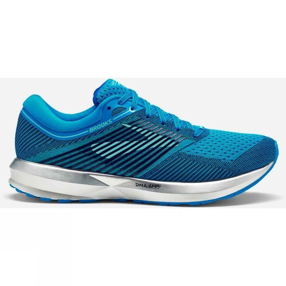 Brooks Womens Levitate Shoe Blue/Mint/Black