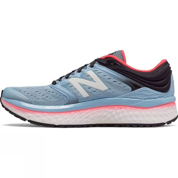New Balance Womens 1080v8 Shoe Light Blue