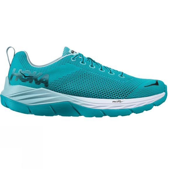 Hoka One One Womens Mach Shoe Bluebird / White