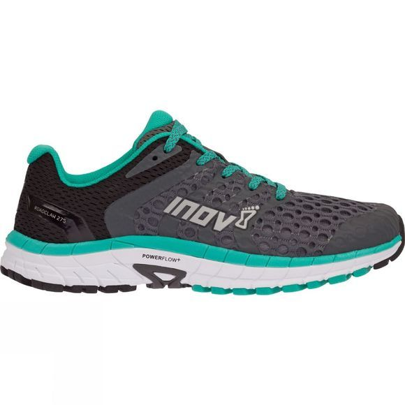 Inov-8 Womens Roadclaw 275 V2 Road Running Shoe Grey/ Teal
