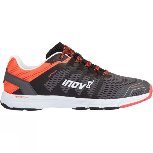 Inov-8 Womens RoadClaw 240 Shoe Grey/Coral