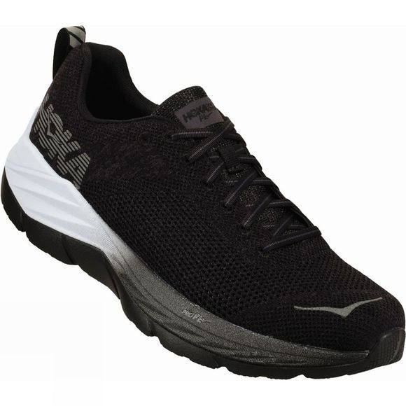 Hoka One One Womens Mach FBN Black / Nine Iron