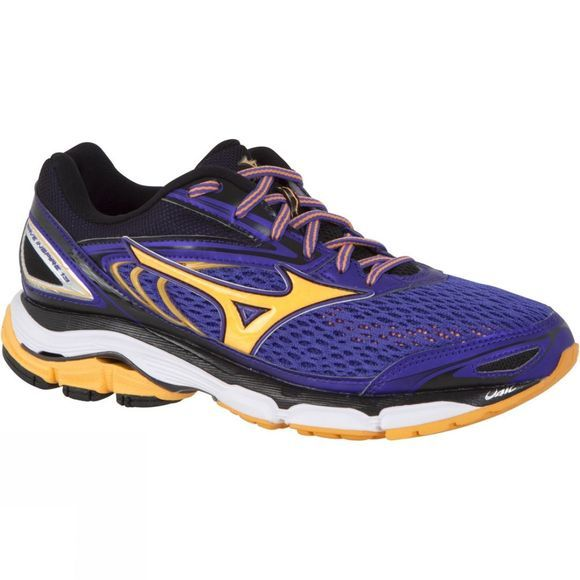 Mizuno Women's Wave Inspire 13 Liberty/Orange Pop/White