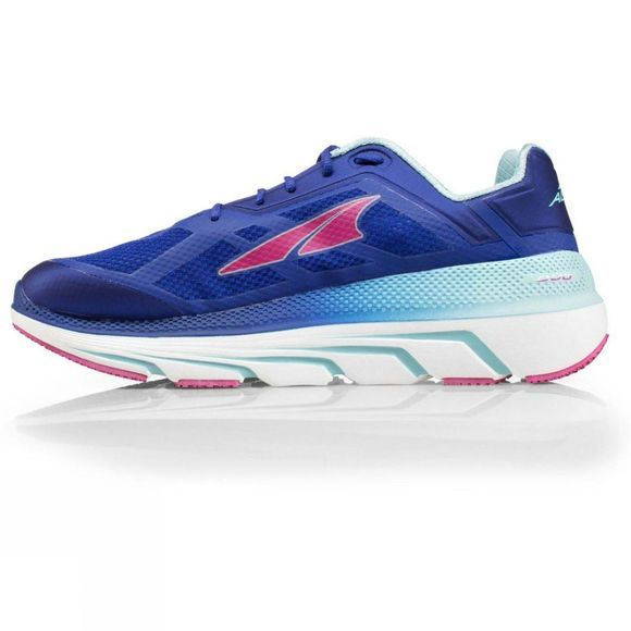 Altra Womens Duo Blue/Coral