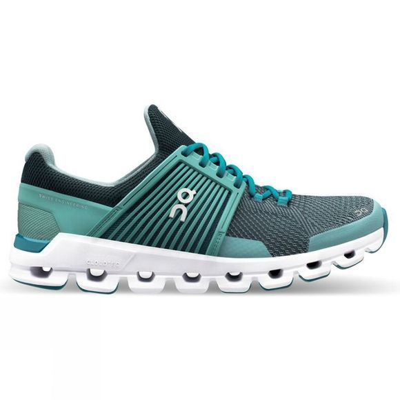 On Womens Cloudswift Teal/Storm