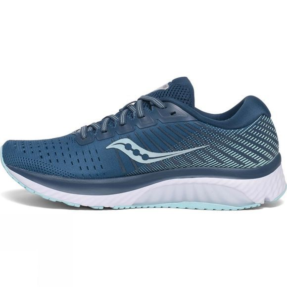 Saucony Womens Guide 13 BLUE/AQUA