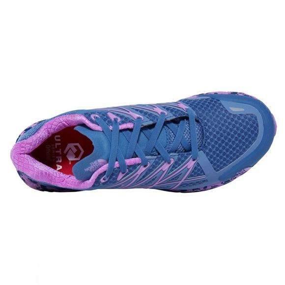 The North Face Womens Ultra Endurance Shoe Coastal Fjord Blue/Sweet Violet