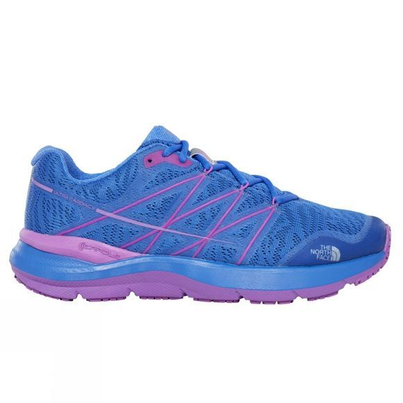 The North Face Womens Ultra Cardiac II Shoe Amparo Blue/Sweet Violet