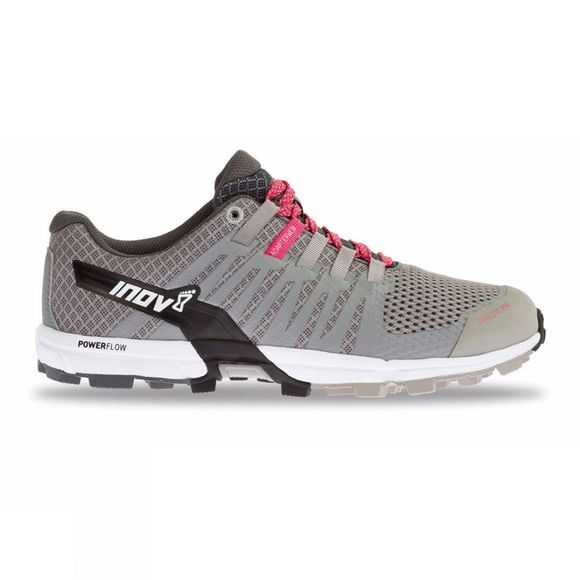 Inov-8 Womens Roclite 290 Shoe Grey/Pink/White