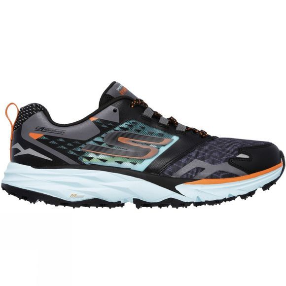 Skechers Women's GOtrail Black / Aqua