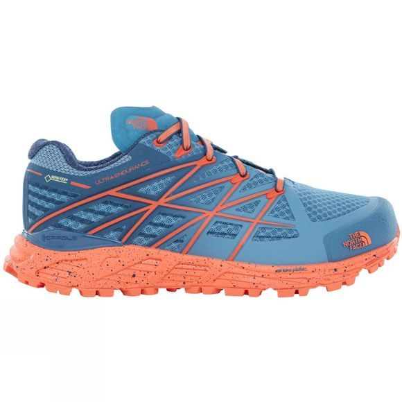 The North Face Womens Ultra Endurance GTX Provincial Blue/Nasturtium Orange