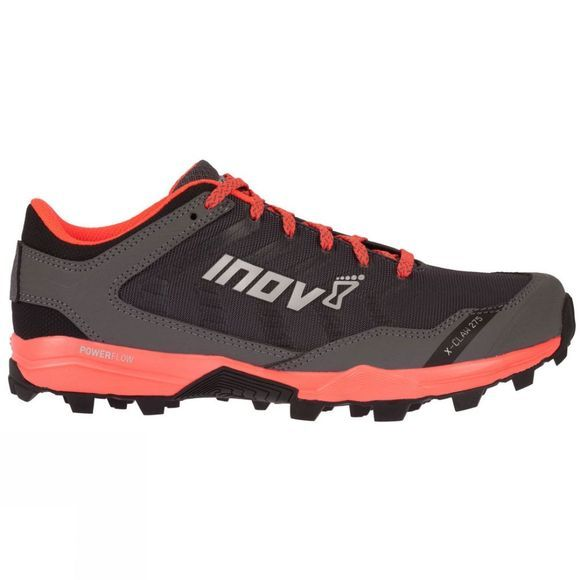 Inov-8 Womens X-Claw 275 Shoe Grey/Coral