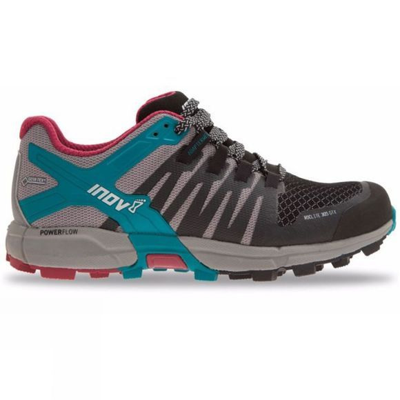 Inov-8 Women's Roclite 305 GTX Black/Grey/Teal