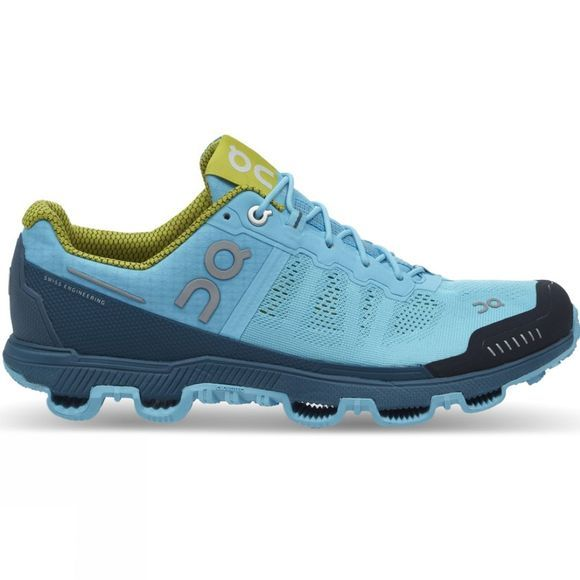 On Womens Cloudventure Horizon/Sulphur