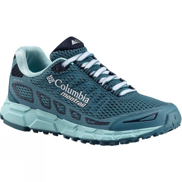 Columbia Womens Bajada III Shoe Cloudburst / Lux