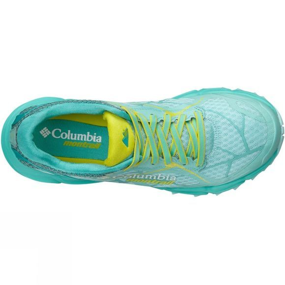 Columbia Womens Caldorado II Shoe Aquarium/Zour