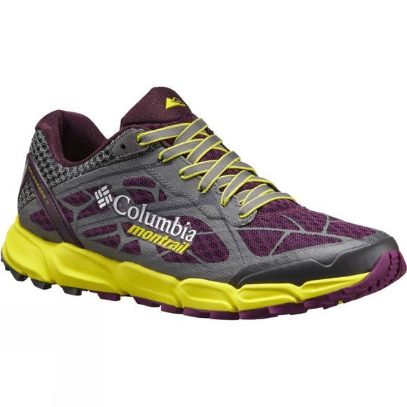 Columbia Womens Caldorado II Shoe Dark Raspberry / Autzen