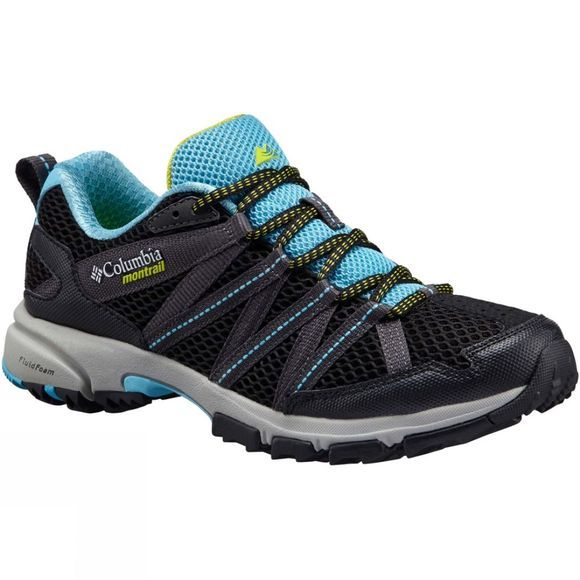 Columbia Womens Mountain Masochist III Shoe Bounty Blue / Black
