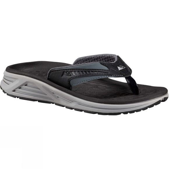 Columbia Womens Molokai III Recovery Sandal Black/Steam