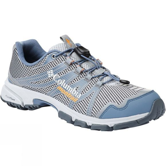 Columbia Womens Mountain Masochist IV OutDry Ex Shoe Slate Grey, Jupiter