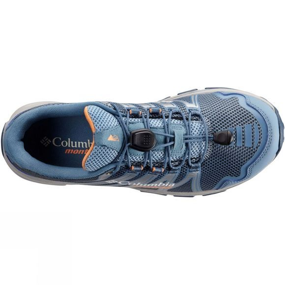 Columbia Womens Mountain Masochist IV OutDry Ex Shoe Dark Mirage/Jupiter