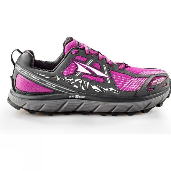 Altra Womens Lone Peak 3.5 Purple
