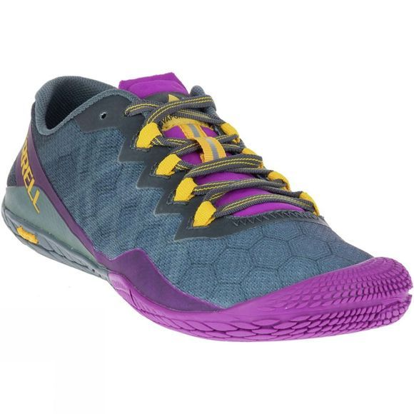 Merrell Womens Vapor Glove 3 Shoe Turbulence